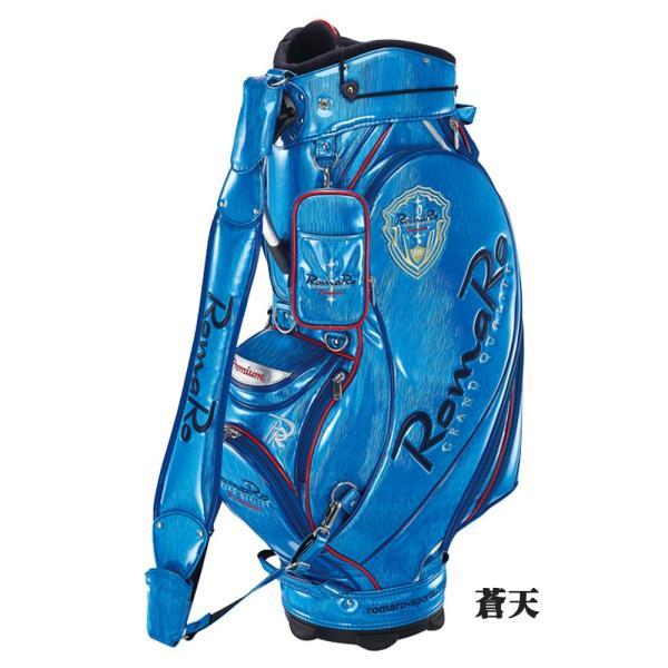 ゴルフ キャディバッグ 数量限定 RomaRo ロマロ PRO MODEL PREMIUM CADDIE BAG 9.5 プロモデル プレミアム キャディバッグ 2019年モデル fujigolf-kyoto 03