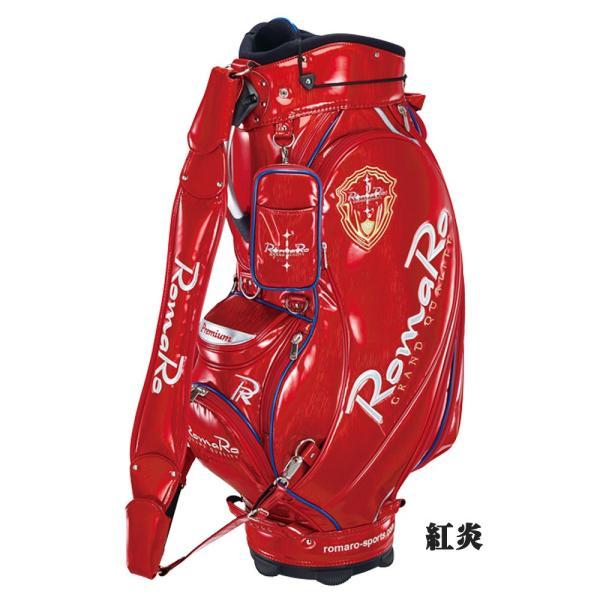 ゴルフ キャディバッグ 数量限定 RomaRo ロマロ PRO MODEL PREMIUM CADDIE BAG 9.5 プロモデル プレミアム キャディバッグ 2019年モデル fujigolf-kyoto 04