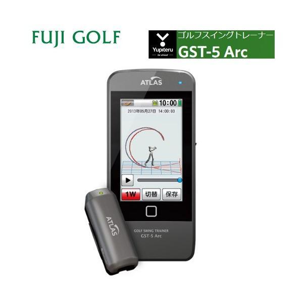 Yupiteru ユピテル GST-5 Arc ゴルフスイングトレーナー 2017年モデル|fujigolf-kyoto