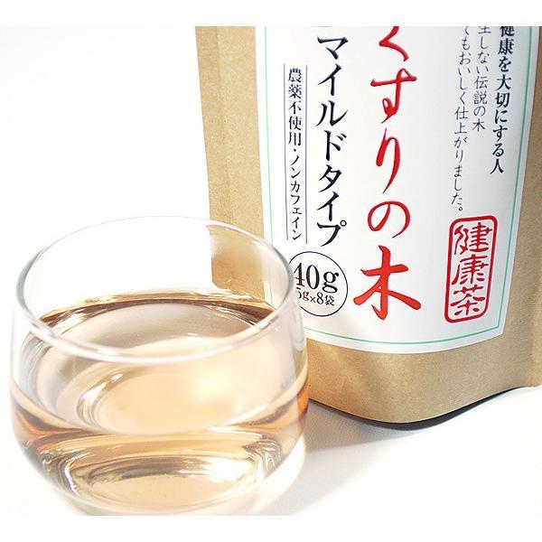 メグスリノキ茶 健康茶マイルドタイプ100g fujigreen 03