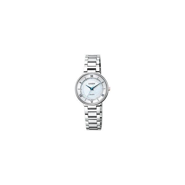 シチズン腕時計ソーラー時計 エクシードレディスEX2090-57A