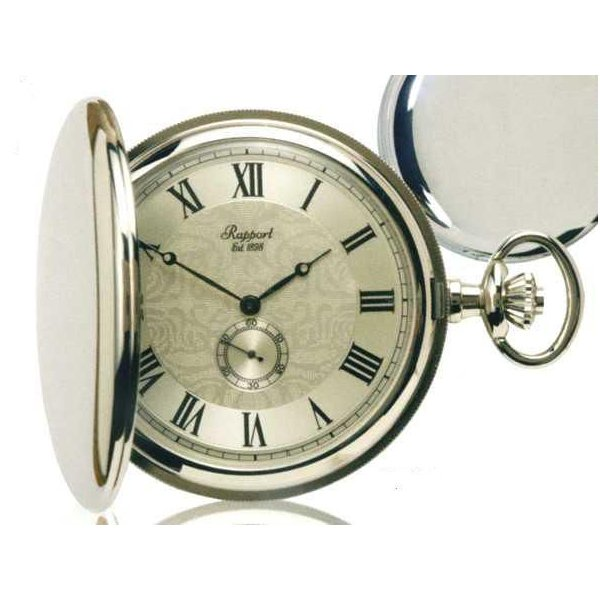 ラポート クオーツ式 懐中時計 PW85