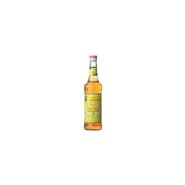 モナン コーディアルライム果汁 700ml※12本まで1個口で発送可能