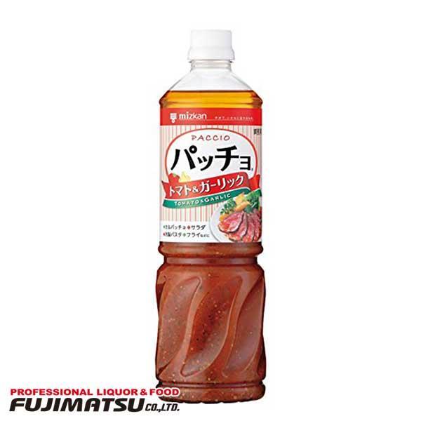 【ミツカン】パッチョ トマト&ガーリック 業務用 1000ml