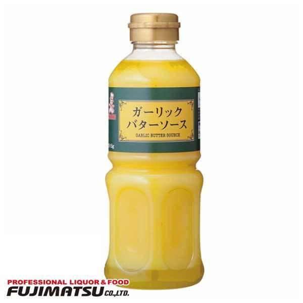 ケンコー ガーリックバターソース 515g|fujimatsu-store