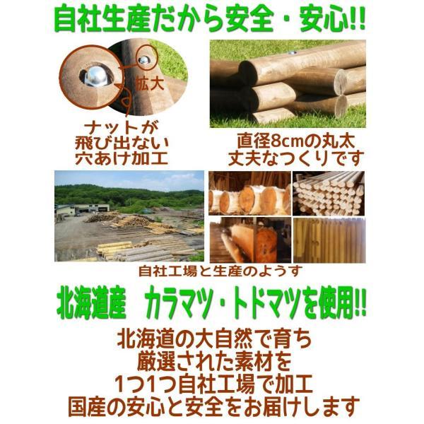 砂場 スクウェア  北海道産 子供用 天然木 DIY 木製 ギフト|fujimoku-store|03