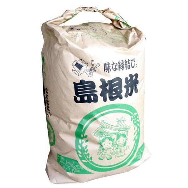 訳あり超特価【玄米30kg原袋】令和2年産 島根県産きぬむすめ玄米30kg【2等米】〜2等級品です〜