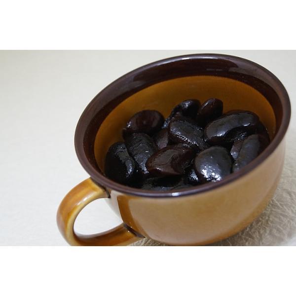 紫花豆(コーヒー味)