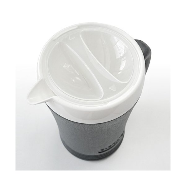 e-style 保冷 広口 ウォーターピッチャー 1.8L グレー 業務用|fujinamisquare|02