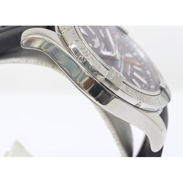 BREITLING  ブライトリング アベンジャーII GMT A32390 メンズ オートマチック 【質屋 藤千商店】|fujisen78|02