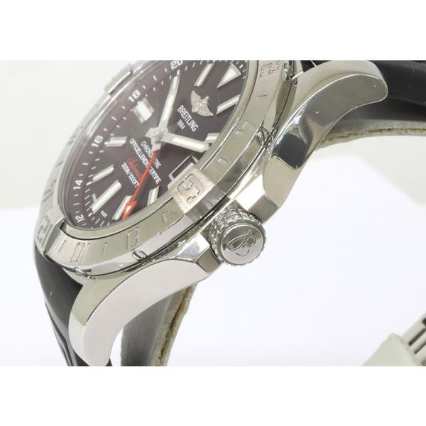 BREITLING  ブライトリング アベンジャーII GMT A32390 メンズ オートマチック 【質屋 藤千商店】|fujisen78|03