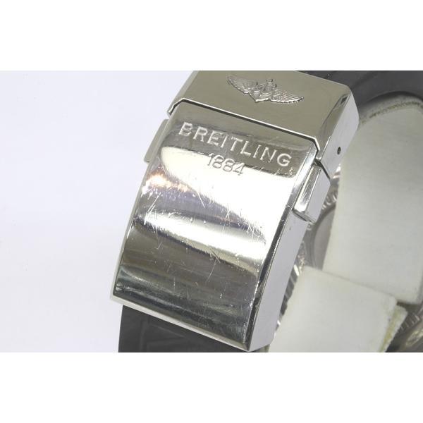BREITLING  ブライトリング アベンジャーII GMT A32390 メンズ オートマチック 【質屋 藤千商店】|fujisen78|05