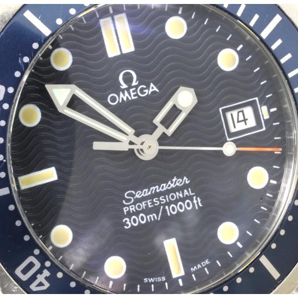 OMEGA オメガ シーマスタープロフェッショナル 2561.80 ボーイズ 300m クォーツ (質屋 藤千商店)|fujisen78|10