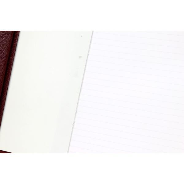CHANEL シャネル ノートカバー 手帳カバー キャビアスキン 濃い赤色 【質屋 藤千商店】|fujisen78|09