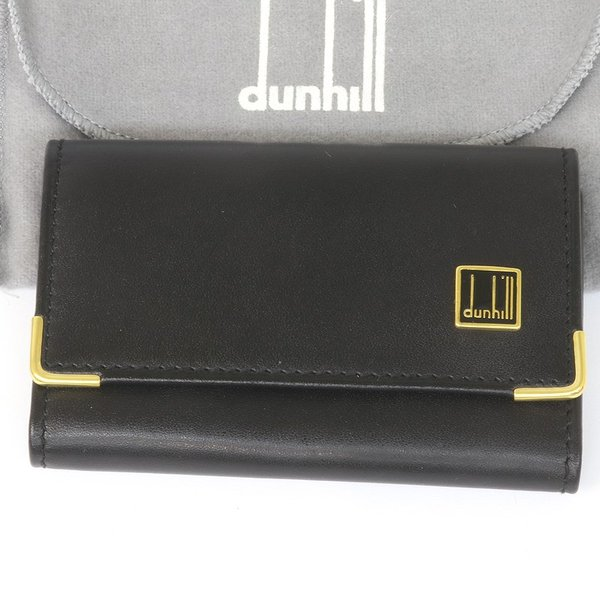 DUNHILL ダンヒル キーケース 6本用 【質屋 藤千商店】|fujisen78