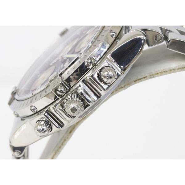 BREITLING  ブライトリング クロノマット A13352 メンズ オートマチック 【質屋 藤千商店】|fujisen78|03