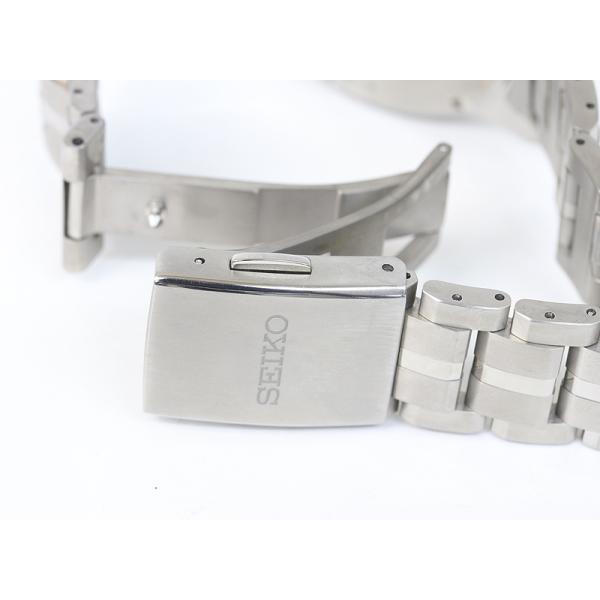セイコー アストロン SBXC003 GPSソーラー 電波 時計 チタン 5X53-0AB0 (質屋藤千商店) fujisen78 05