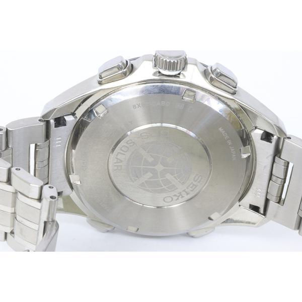 セイコー アストロン SBXB003 GPSソーラー 電波 時計 チタン 8X82-0AB0  (質屋藤千商店)|fujisen78|04