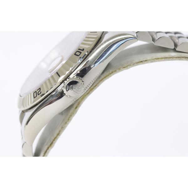ROLEX ロレックス 116234 ターノグラフ メンズ デイトジャスト D番 (質屋 藤千商店)|fujisen78|03