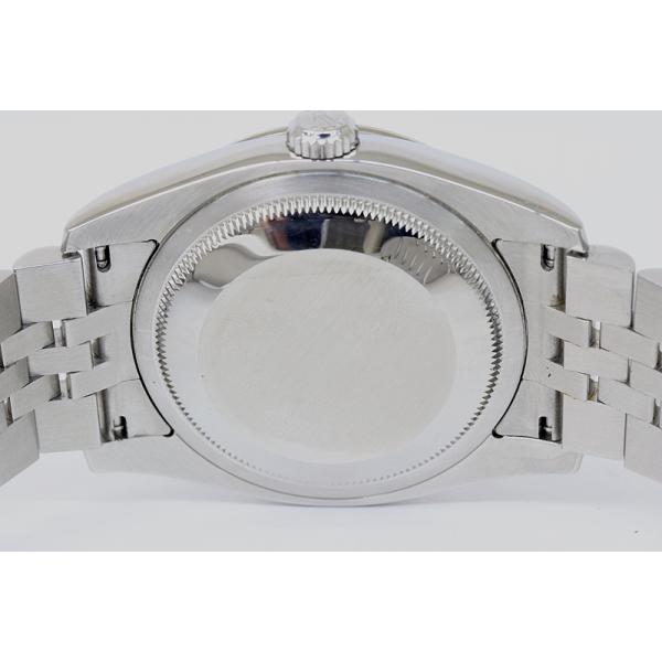 ROLEX ロレックス 116234 ターノグラフ メンズ デイトジャスト D番 (質屋 藤千商店)|fujisen78|04