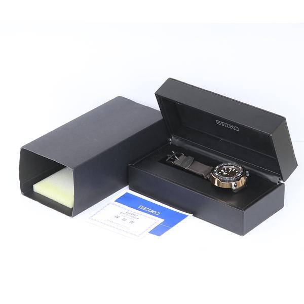 セイコー プロスペックス SBDX016 マリーンマスター プロフェッショナル 国産ダイバーズ50周年記念限定モデル 8L35-00J0 (質屋藤千商店) fujisen78 10