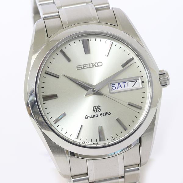 グランドセイコー Grand Seiko SBGT035 9F83-0AH0 メンズ クオーツ (質屋藤千商店) fujisen78