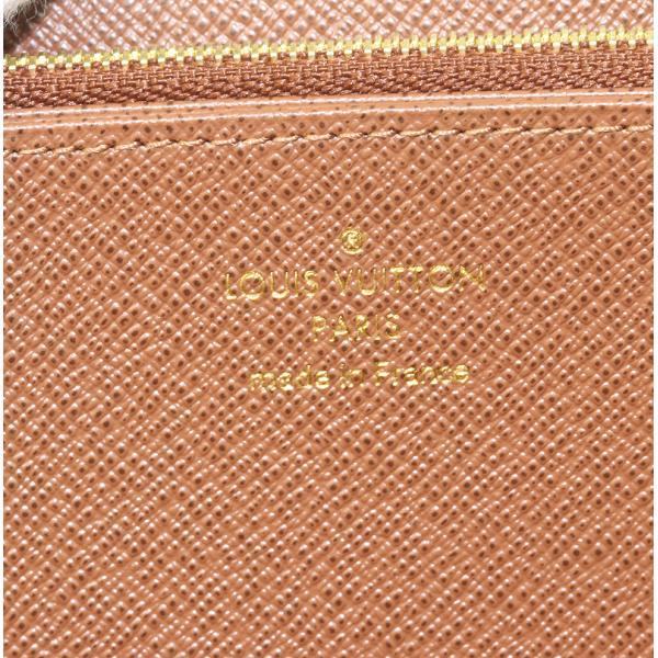 未使用品! ルイヴィトン モノグラム M42616 ジッピーウォレット ラウンドファスナー 長財布 (質屋藤千商店) fujisen78 07