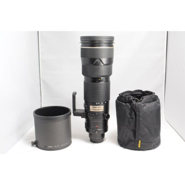 良品 Nikon ニコン レンズ AF-S VR Zoom-Nikkor 200- 400mm F4G IF ED p9988