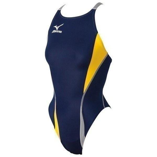 795af32c0db ミズノ レディース 競泳水着 マイティライン ハイカット N2JA4223 14カラー ...