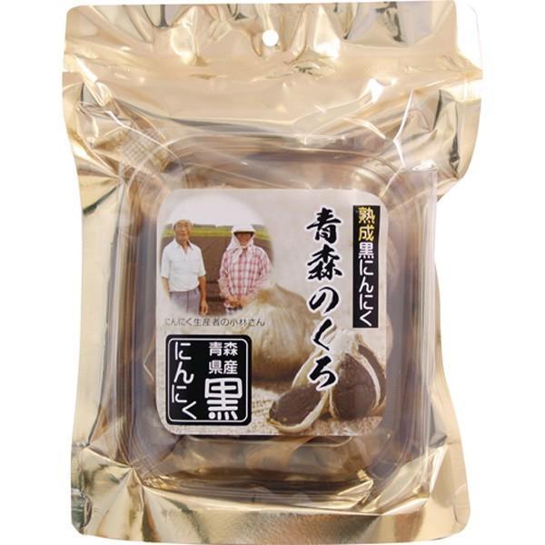 熟成黒にんにく 青森のくろ 100g 24個(1ケース)