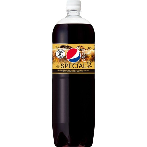 サントリーペプシスペシャルゼロ(特定保健用食品)1.47L×8本(1ケース)(KT)