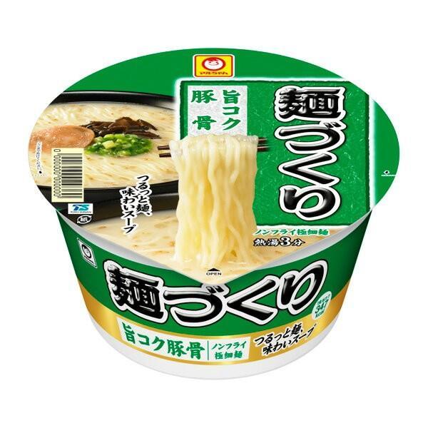 麺づくり 旨コク豚骨 87g×12個入り (1ケース) (KT)