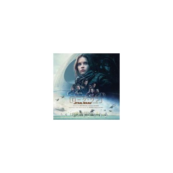ローグ・ワンスター・ウォーズ・ストーリーオリジナルサウンドトラックレンタル落ち中古CD