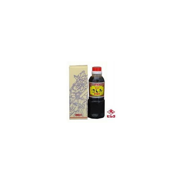 (同梱・代引不可)ヒシク藤安醸造 甘口 さしみ醤油 300ml×12本 S-036|fuki-fashion