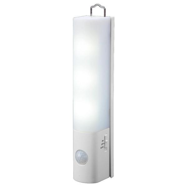 マグネット付LEDセンサーライト|fuki-fashion