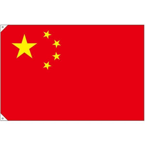 N国旗(販促用) 23696 中国 大 fuki-fashion