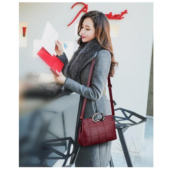 カバン 鞄 レディースショルダーバッグ 手提げバッグ ショルダー 2WAY おしゃれ 斜め掛け 肩掛け アウトドア ナイロン シンプル 可愛い 大きめ|fuki-fashion|03