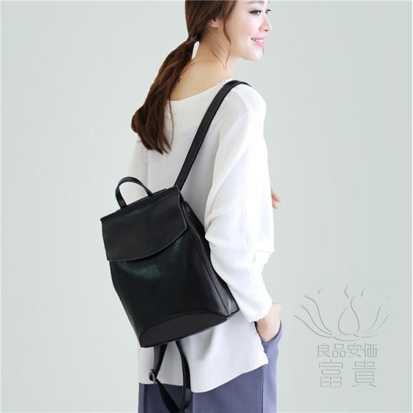 カバン 鞄 本革 ショルダーバック バックパック リュックバック グレー 4色展開 2WAY ipad/mini 対応 肩掛け 斜め掛け 無地 通学 旅行|fuki-fashion|04