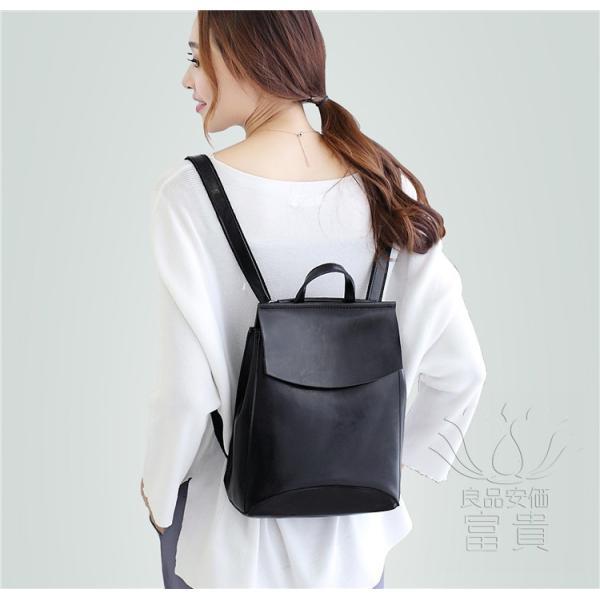 カバン 鞄 本革 ショルダーバック バックパック リュックバック グレー 4色展開 2WAY ipad/mini 対応 肩掛け 斜め掛け 無地 通学 旅行|fuki-fashion|05