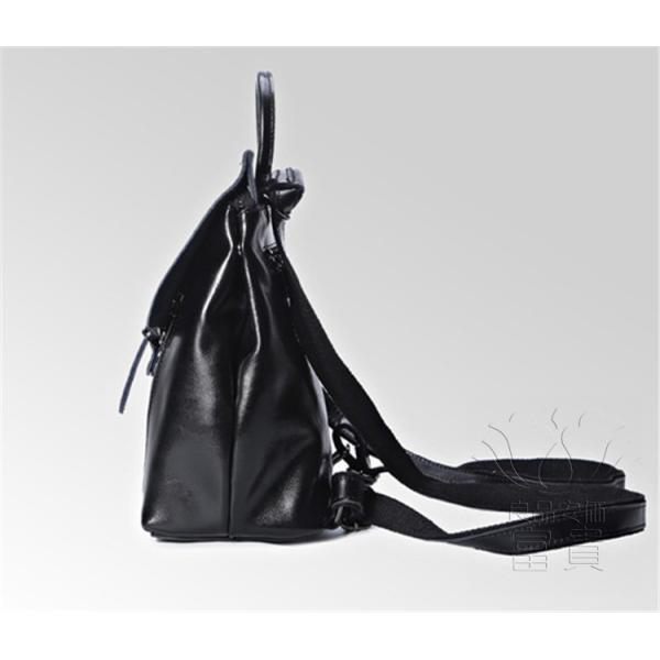 カバン 鞄 本革 ショルダーバック バックパック リュックバック レトロ風 4色展開 ipad/mini 対応 2WAY ベルト飾り 通勤 通学 旅行 肩掛け fuki-fashion 09