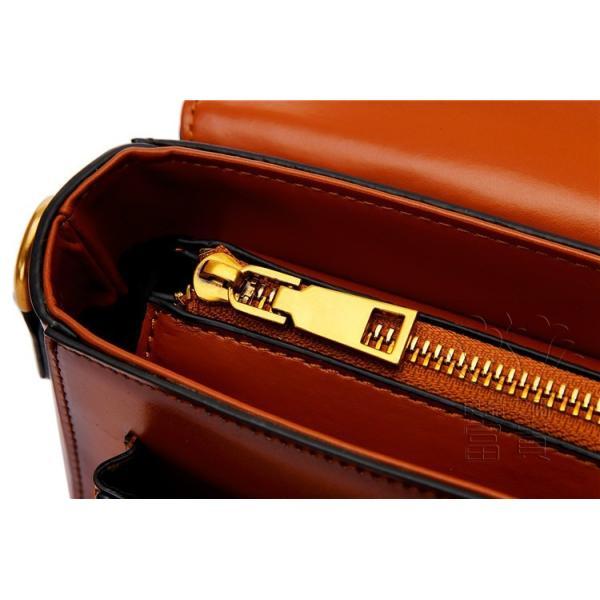 カバン 鞄 本革 ショルダーバック ダレスバッグ レトロ風 ミニバック 無地 2WAY 手持ち 肩掛け 通勤 二次会 オシャレ カジュアル|fuki-fashion|20