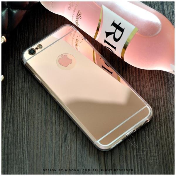 iPhoneケース アイフォンケース IPHONE8ケース IPHONE7ケース アイフォン8 アイフォン7 ケース メタル塗装 鏡面仕上げ 鏡として使える ハードケース fuki-fashion 04