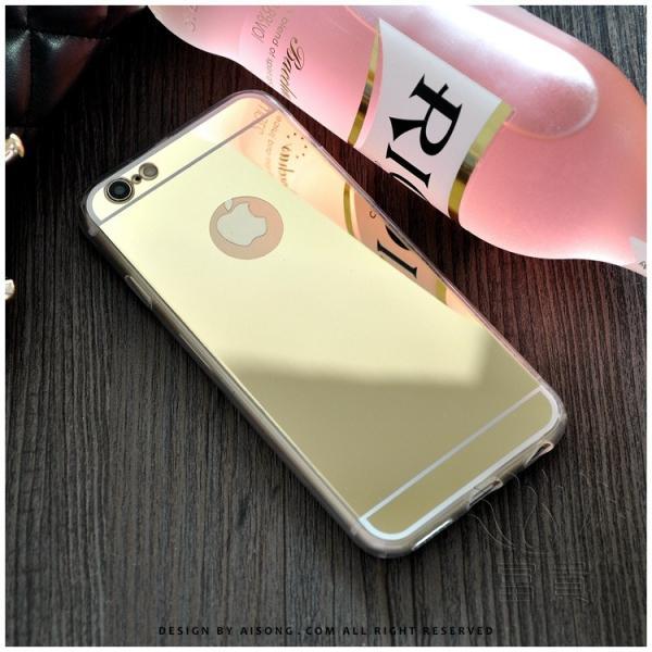 iPhoneケース アイフォンケース IPHONE8ケース IPHONE7ケース アイフォン8 アイフォン7 ケース メタル塗装 鏡面仕上げ 鏡として使える ハードケース fuki-fashion 05
