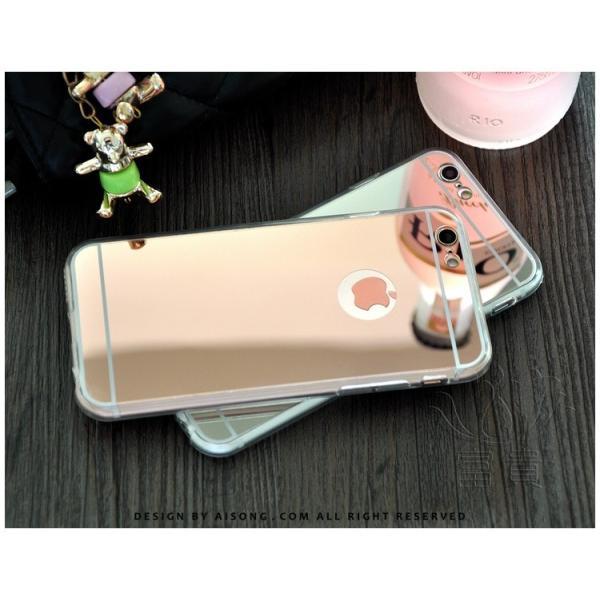 iPhoneケース アイフォンケース IPHONE8ケース IPHONE7ケース アイフォン8 アイフォン7 ケース メタル塗装 鏡面仕上げ 鏡として使える ハードケース fuki-fashion 06