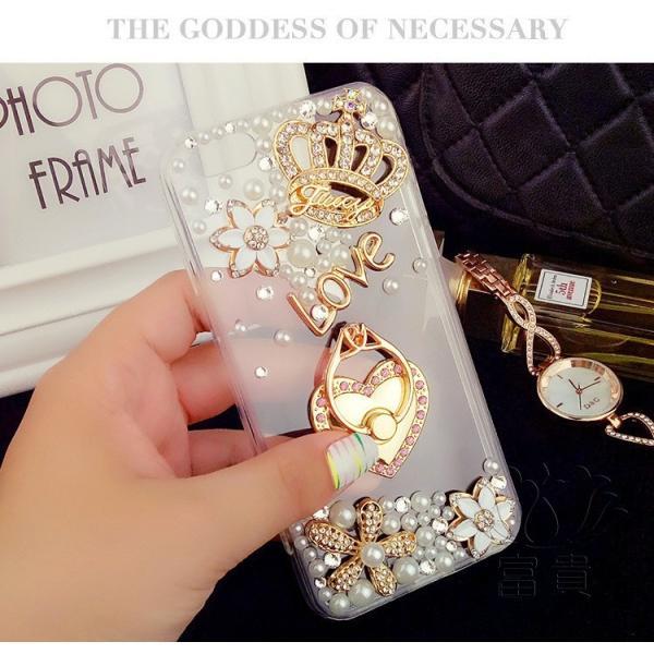 iPhoneケース アイフォンケース IPHONE8ケース IPHONE7ケース アイフォン8 アイフォン7 ケース おしゃれ 高級感演出 デコレーションケース デコケース キラキラ fuki-fashion 05