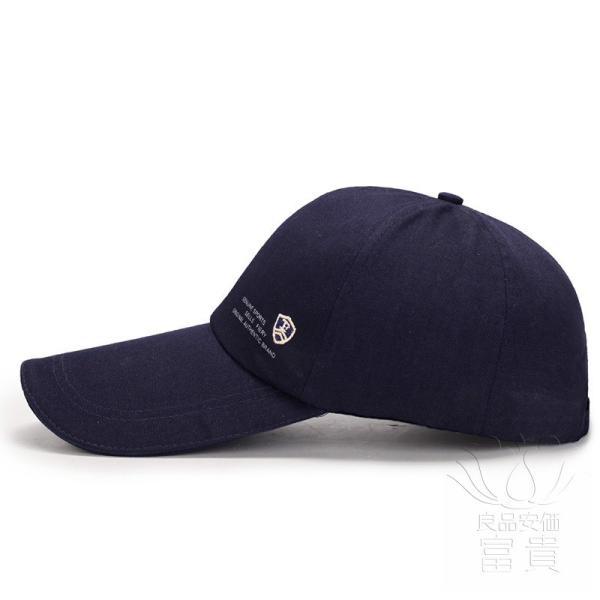 メンズ 春 秋 カジュアル ベースボールキャップ 屋外の帽子、キャンバスの帽子、キャンバスの屋外の帽子、容積の野球の帽子、庇のフード|fuki-fashion|03