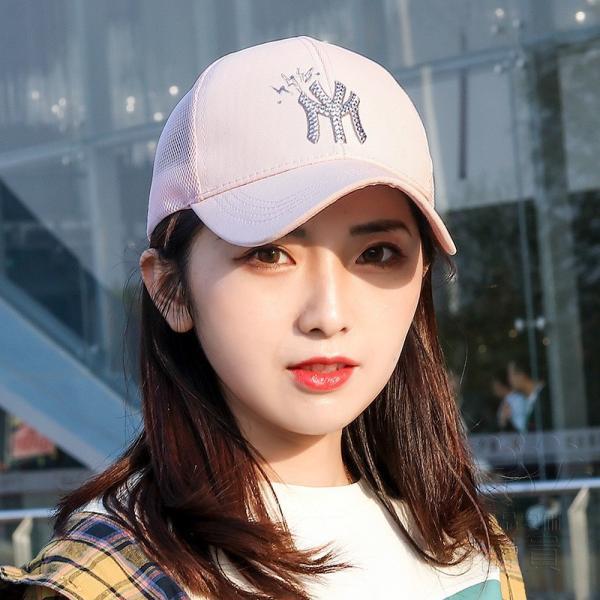 レディース 夏 カジュアル ベースボールキャップ 刺繍アルファベットの野球帽、アルファベットの野球帽、刺繍野球帽、ジェーンユエアルファベットの野球キャ|fuki-fashion