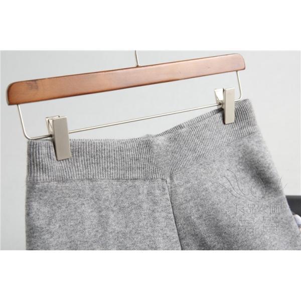 ニット セーター ズボン レディース テーパードパンツ 無地 スポーティー 通勤 春秋 ゆったり おしゃれ|fuki-fashion|04