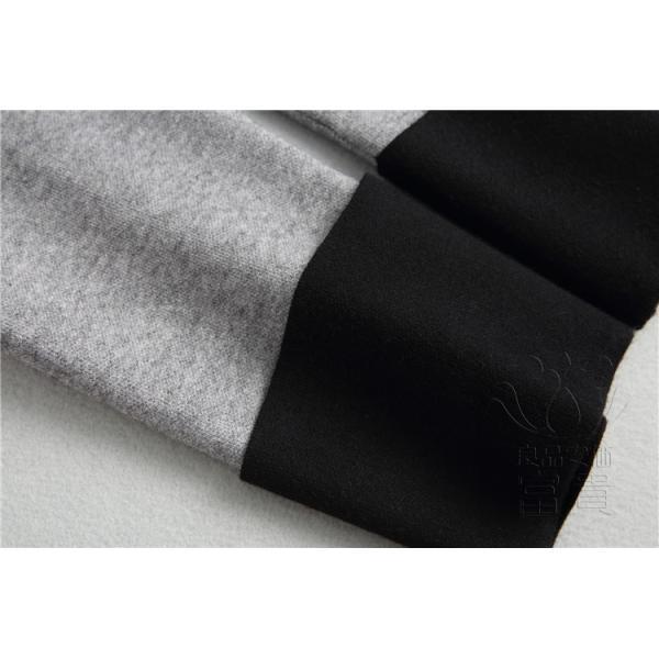 ニット セーター ズボン レディース テーパードパンツ 無地 スポーティー 通勤 春秋 ゆったり おしゃれ|fuki-fashion|05