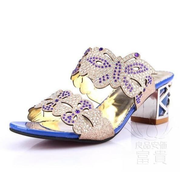 サンダル ヘップ・サンダル ミュール 靴 パンプス ミディアムヒール 太ヒール 軽い 歩きやすい キラキラ オフィス 滑り止め 履き心地  痛くない|fuki-fashion|07